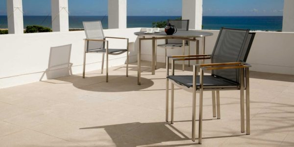Mercury Dining Collection by Barlow Tyrie