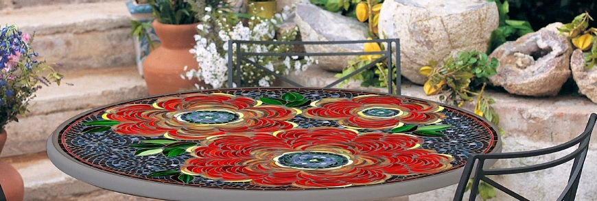 Knf Neille Olson Classic Garden And Elements Table Tops