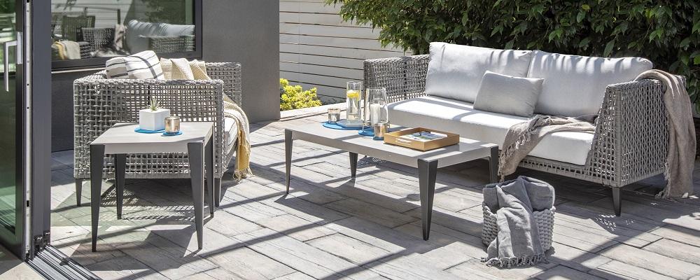 Wicker Outdoor Furniture Offenbachers