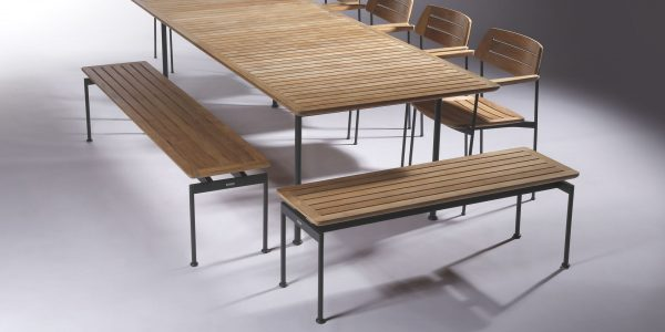 Layout Dining Collection by Barlow Tyrie