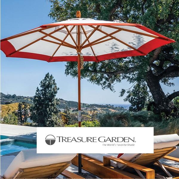 Treasure Garden Umbrellas Family Image
