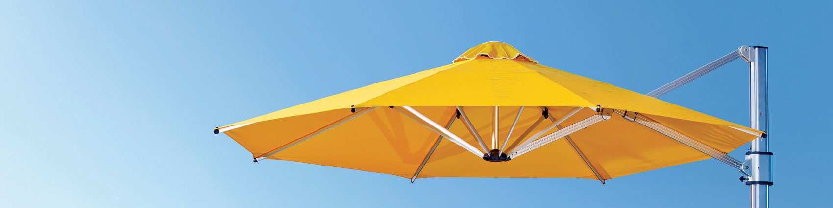 Patio Umbrellas by Offenbachers Home Escapes