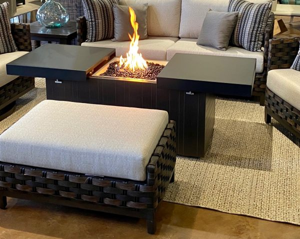 Barbados Fire Pit Coffee Table
