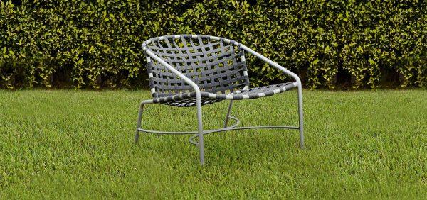 Kantan Aluminum Suncloth Collection by Brown Jordan
