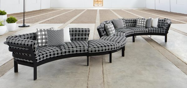 Parkway Curvlinear Collection by Brown Jordan
