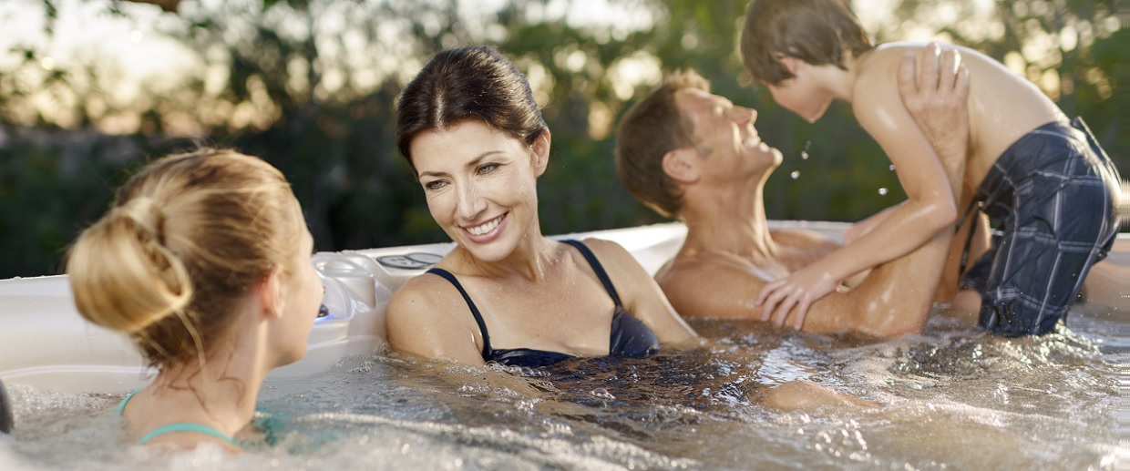 All Our Hot Tubs Family Image