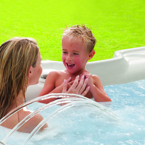 Cool Zone for hot tubs