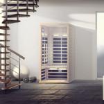 Finnleo Far-Infrared S810 Solo Sauna