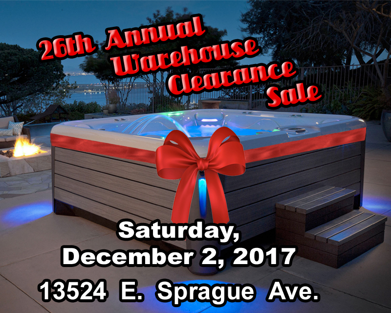 26th Annual Warehouse Clearance Sale