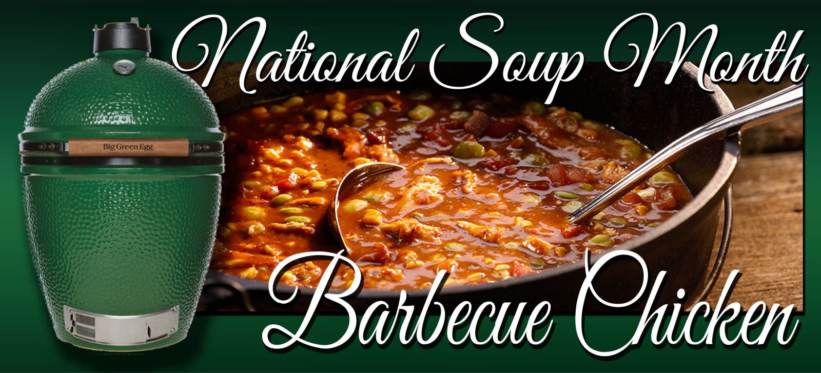 January is National Soup Month!
