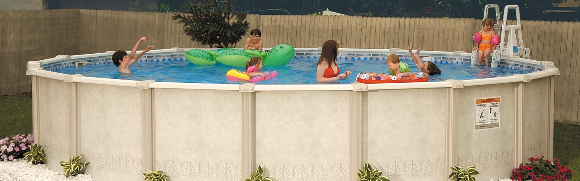 Doughboy Pools - Pool World Spokane