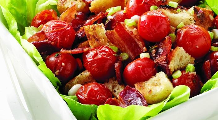 BLT Salad – Weber