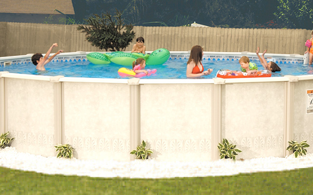 Doughboy Above Ground Pools - Pool World Spokane