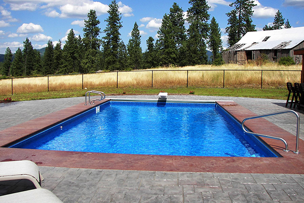 Steel Wall Vinyl Lined Swimming Pools - Pool World Spokane