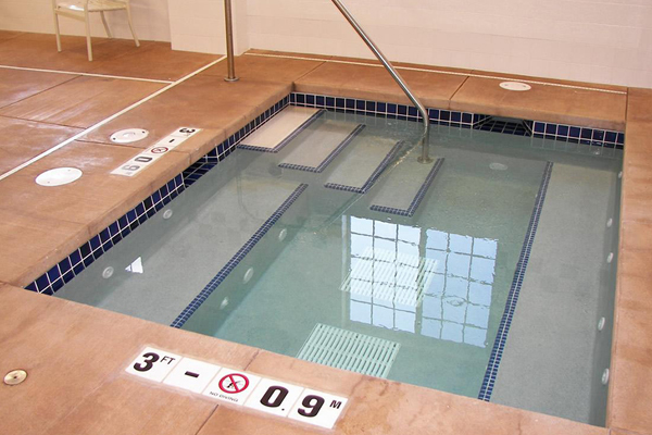 Commercial Hot Tubs Family Image