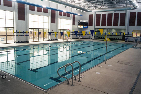 Commercial Pools Family Image