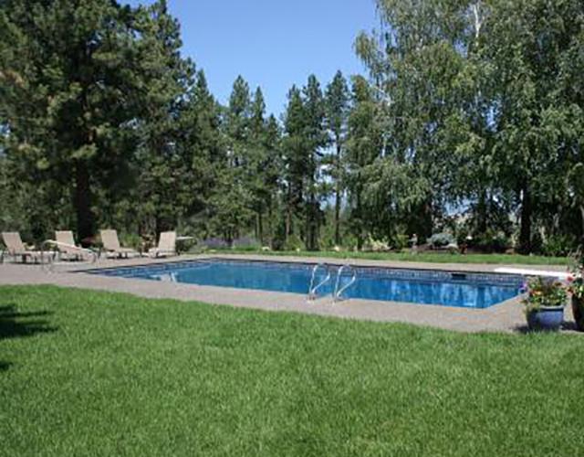 Residential In Ground Swimming Pools Pool World Spokane