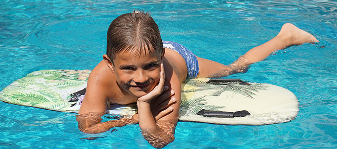 Green Pool Products Family Image