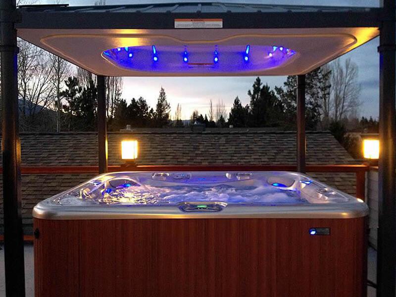 Hot Tub Cover Gallery - Pool World Spokane