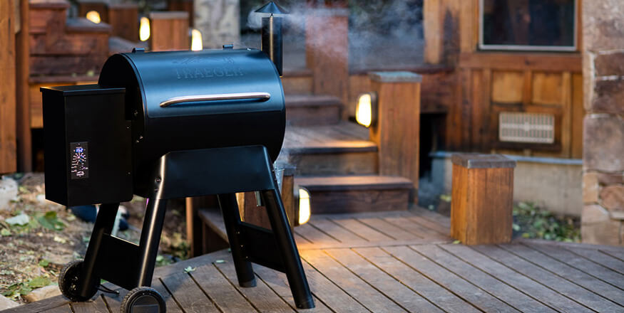 Traeger Grills Family Image