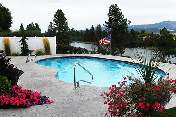 Swimming Pools Family Image
