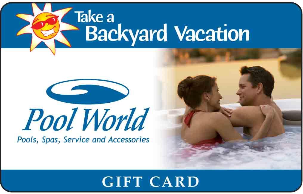 Pool World Referral Program