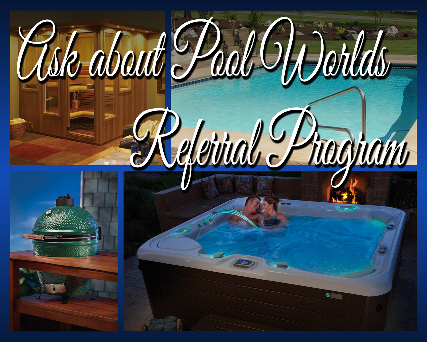 Have you ever heard about Pool Worlds referral program?