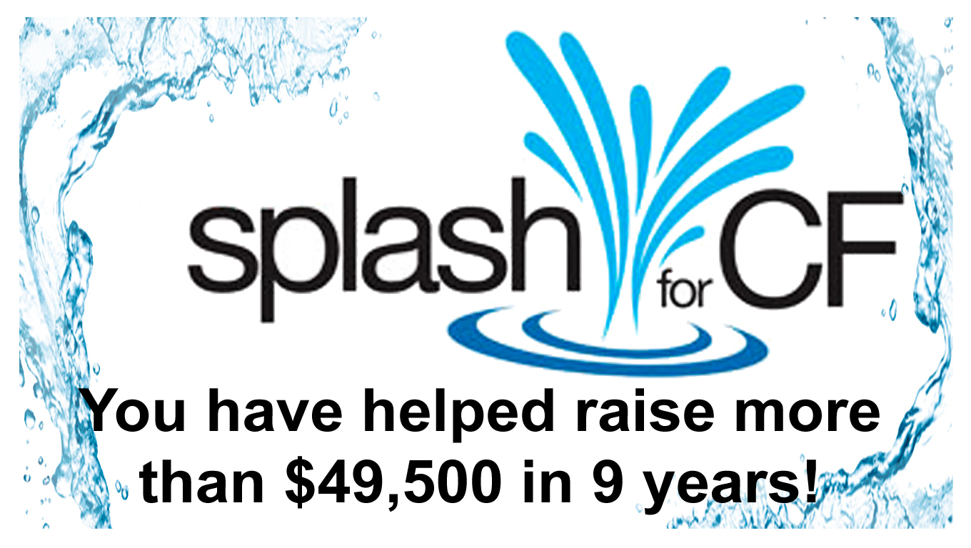 Splash for CF