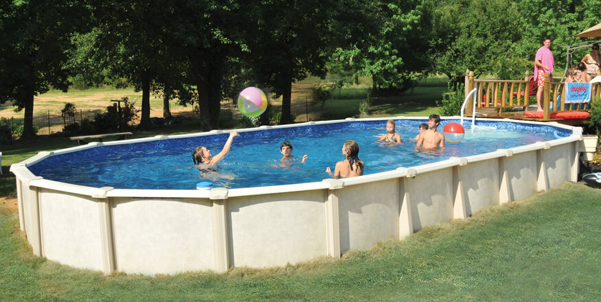 Doughboy Pools Family Image