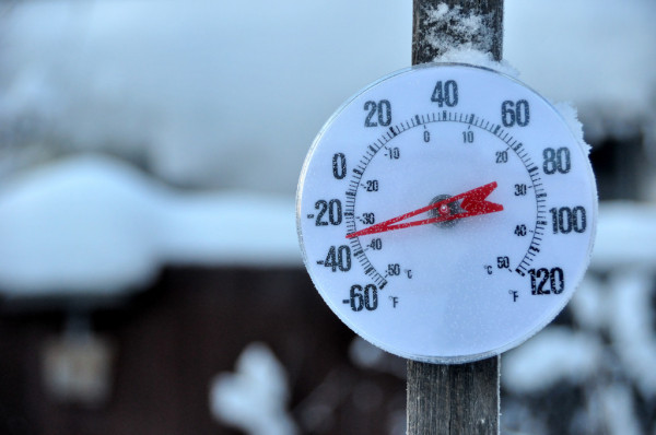 BRRR…. IT'S GETTING COLD OUTSIDE Warning: Freezing Temperatures Ahead!