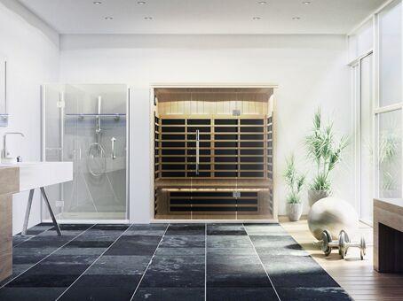 Improve Mental Health with a Regular Sauna Routine