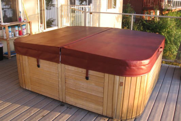 INSULATED SPA COVERS Family Image