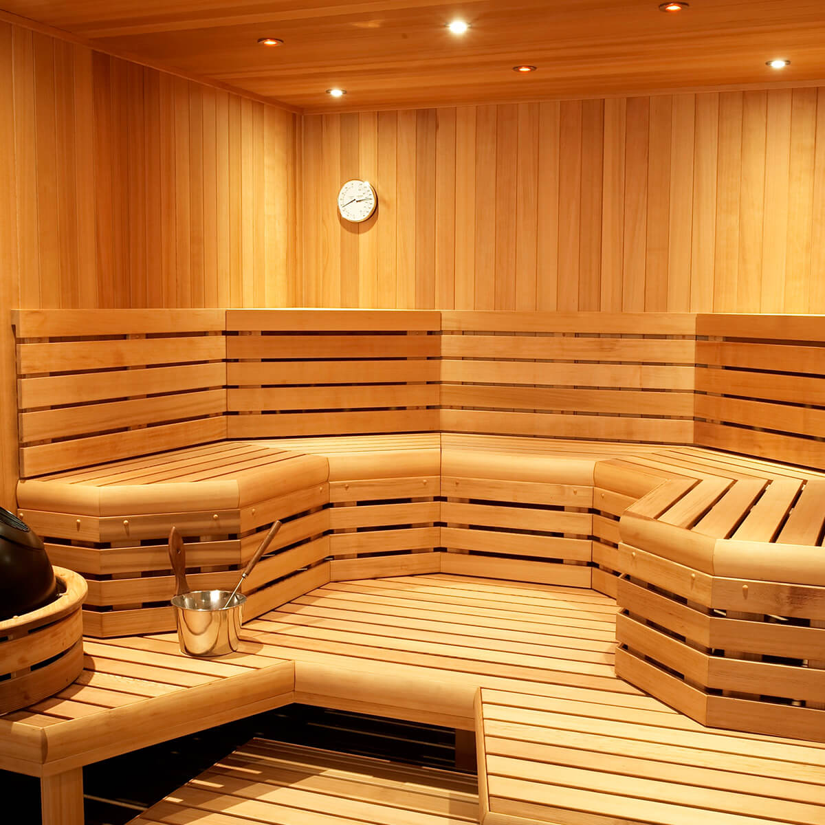 Finnleo® Custom-Cut Sauna Product Image