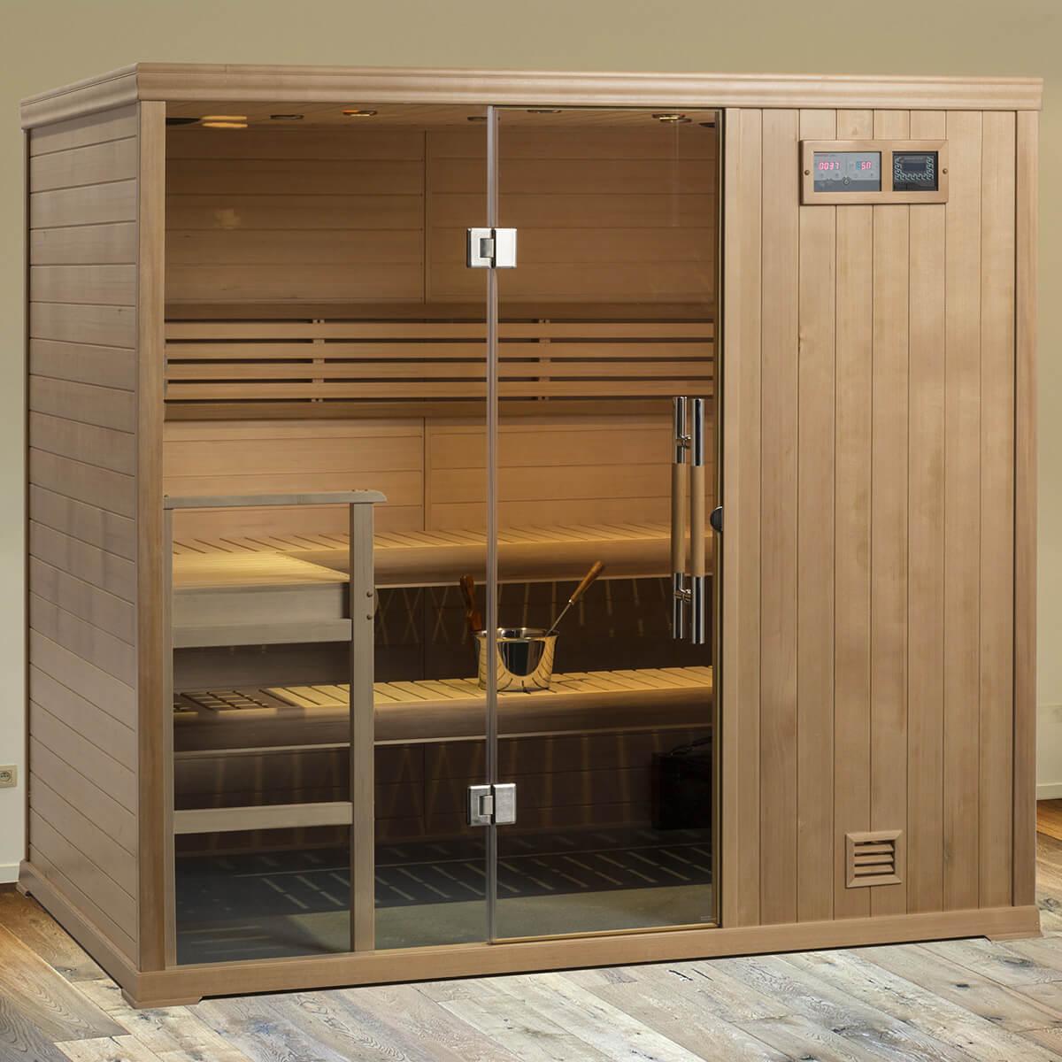 Finnleo® Hallmark Sauna Product Image