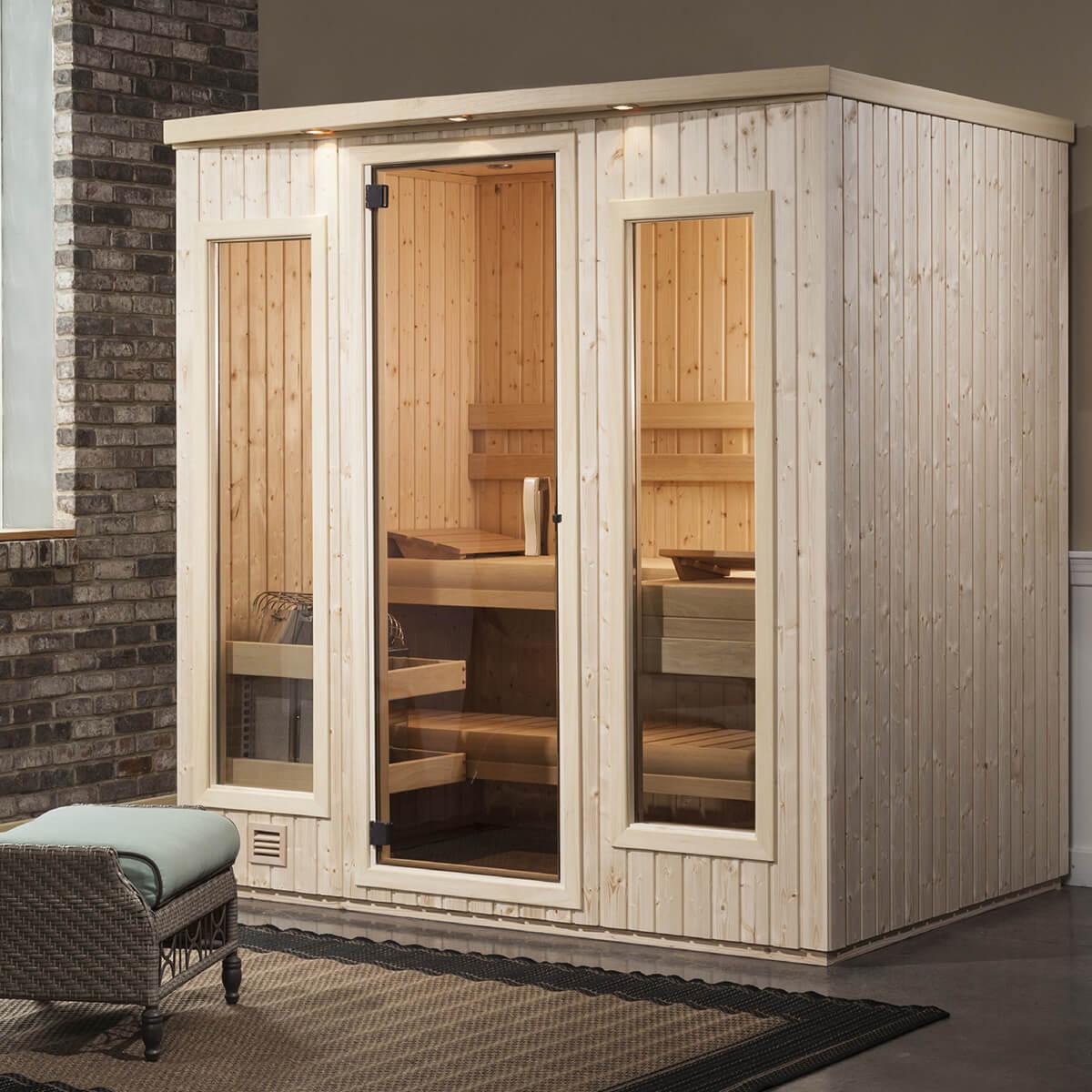 Finnleo® Sisu Sauna Product Image