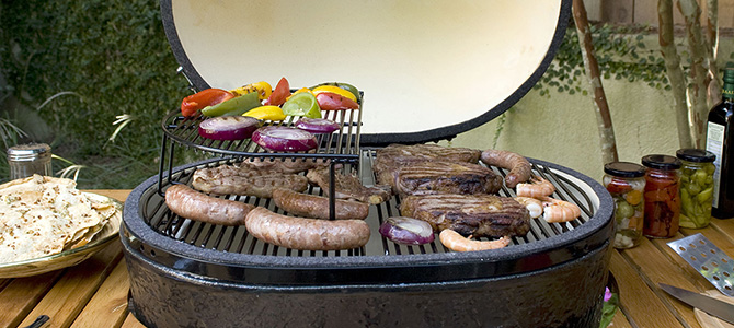 Grills & BBQ Family Image
