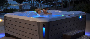 Hot Spring Hot Tub
