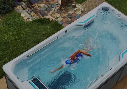 Swim Spa Buyer's Guide Family Image
