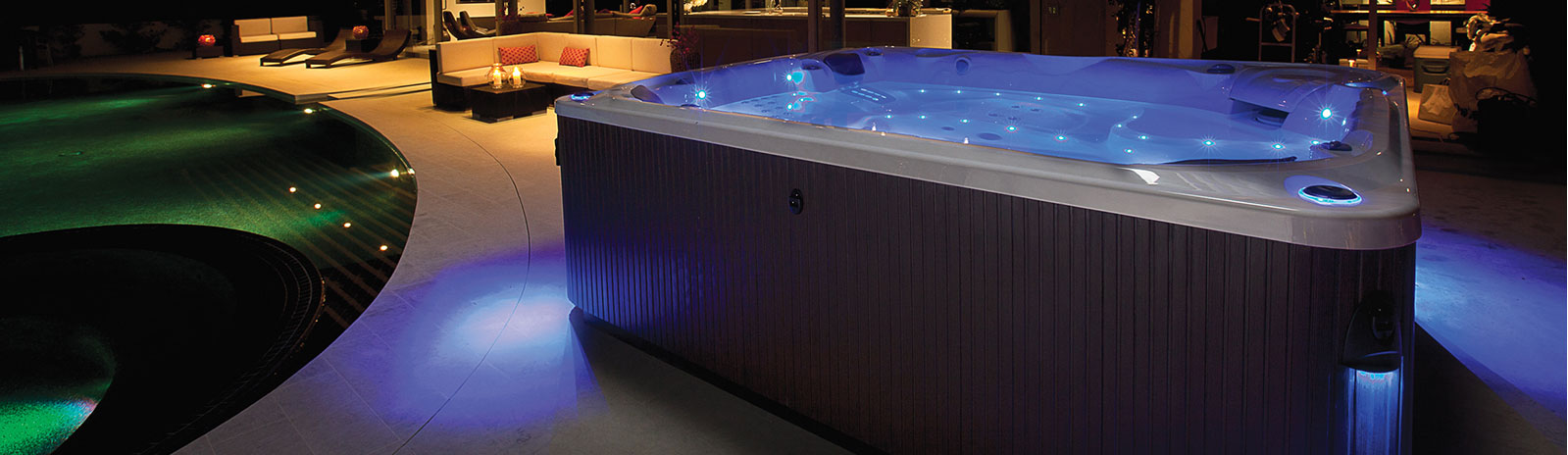 Led Lighting Systems Spring Dance Hot Tubs
