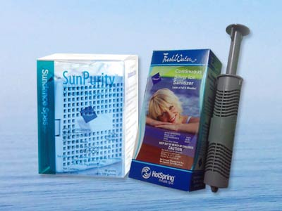 Hot Tub Water Care Systems Visual List Item Image