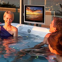Hot Tub Entertainment Systems Spring Dance Hot Tubs