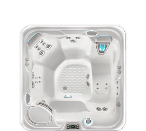 Aria In The Highlife Series Of Hot Tubs By Hot Spring