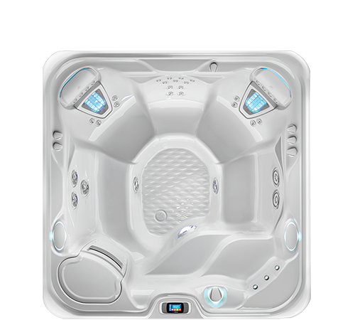 Vanguard In The Highlife Series Of Hot Tubs By Hot Spring