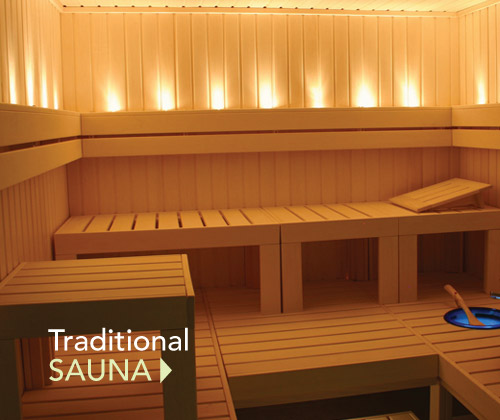 best traditional sauna