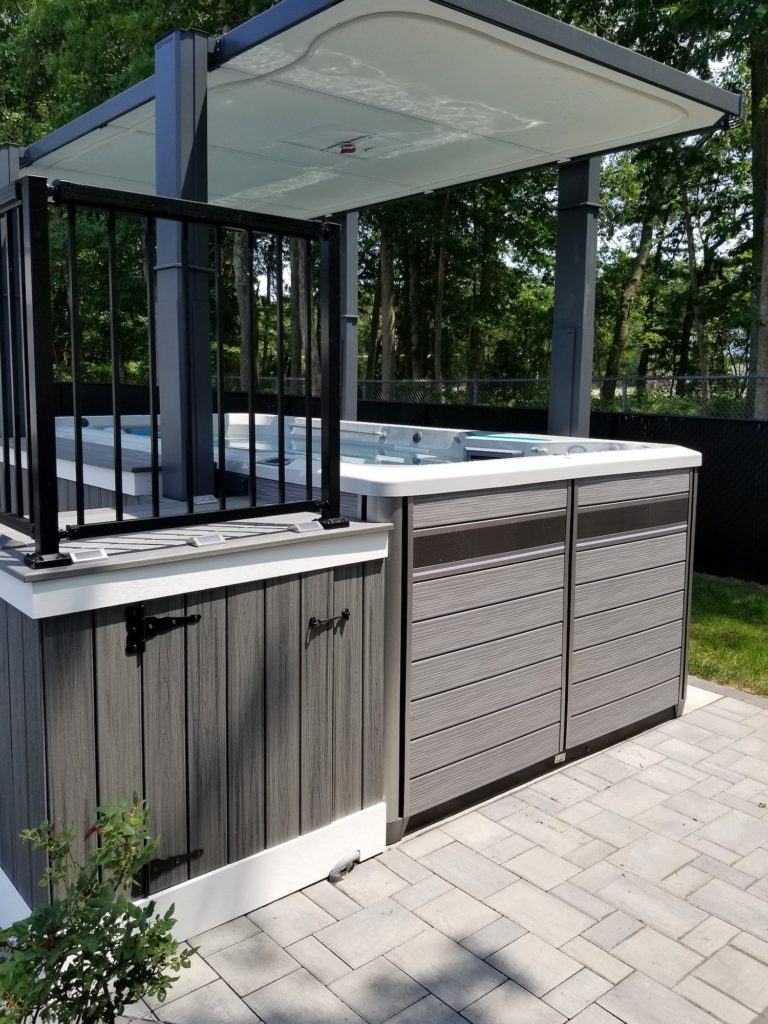 new hot tubs in PA