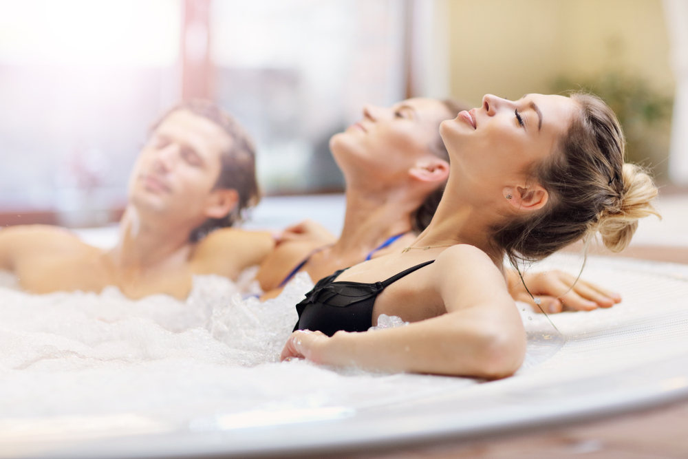 5 Health Benefits of Owning A Hot Tub