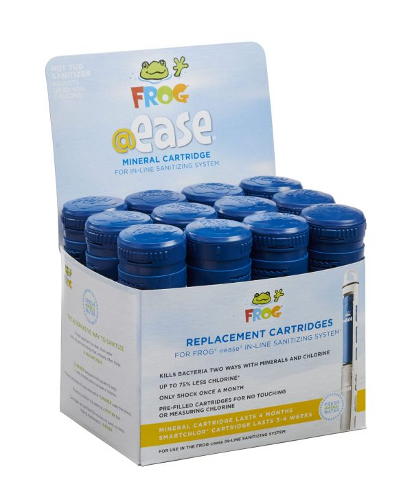 @ease Mineral Cartridges for In-Line Systems