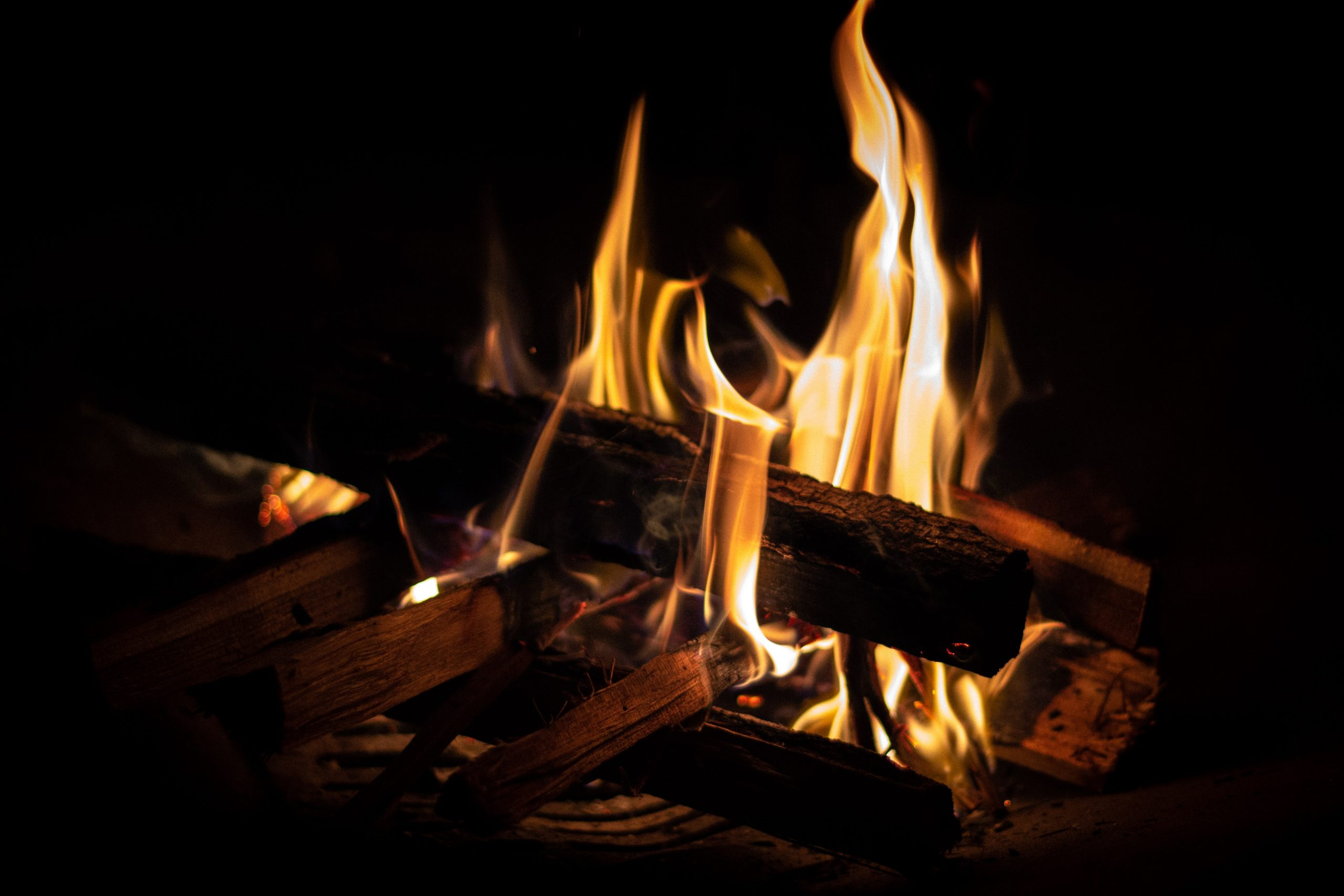 Fireplace Buyer's Guide Family Image
