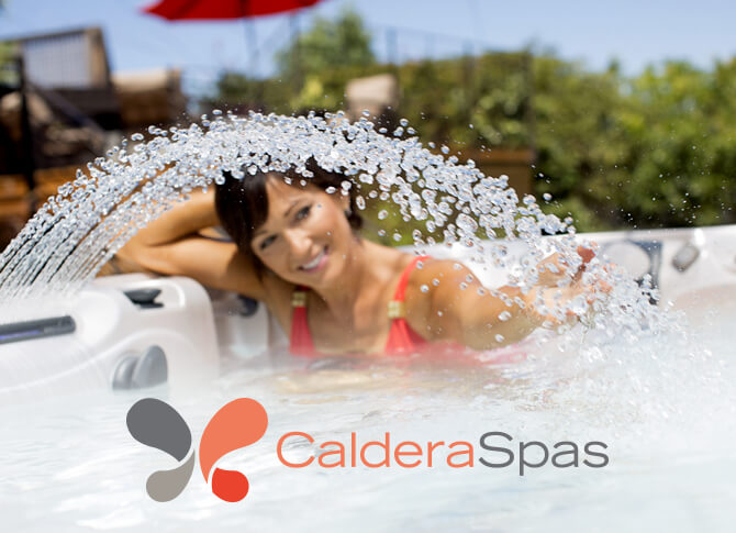 Caldera Spas Water Care Family Image