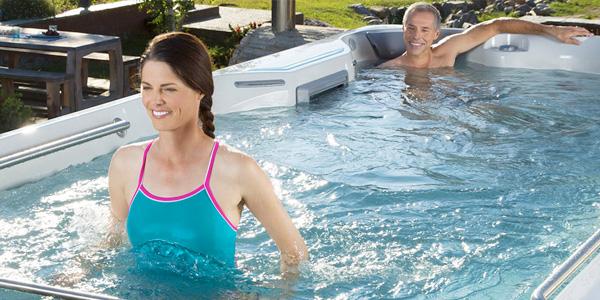 Swim Spa Design Ideas Family Image